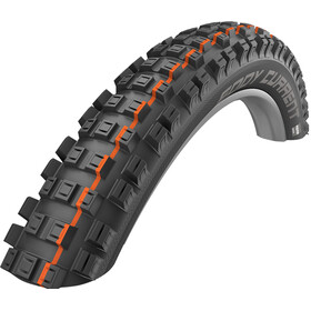 "SCHWALBE Eddy Current Rear Evo Folding Tyre TLE E-25 Addix Soft 27.5x2.80"" black"